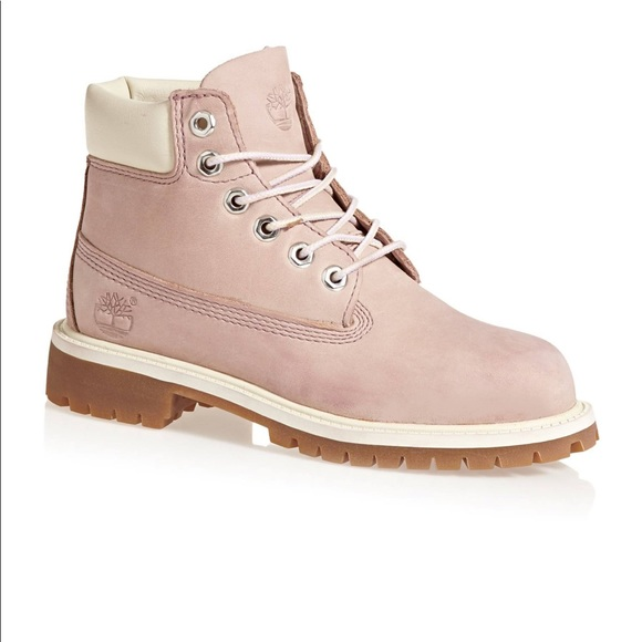 BLACK FRIDAY SALE: Lilac Timberlands